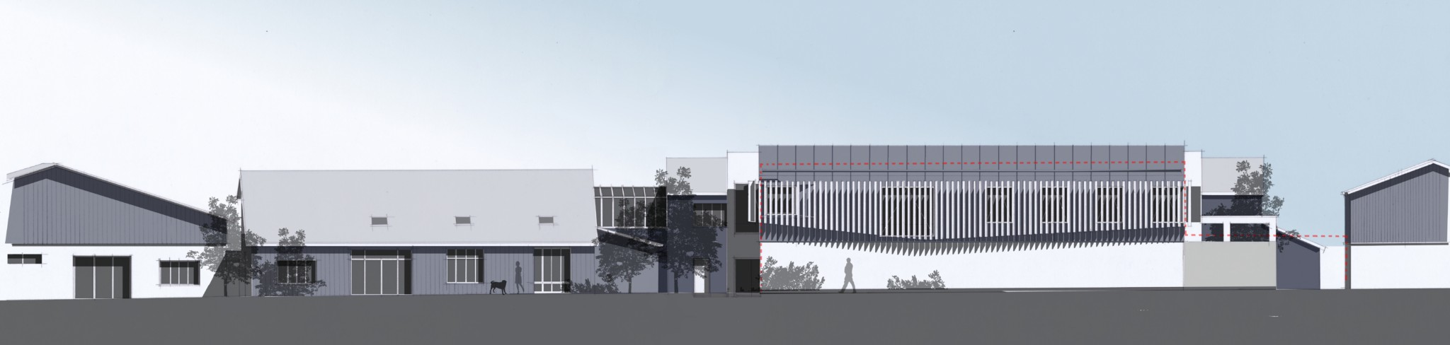 Noel Fitzpatrick Cost >> Fitzpatrick Referrals - New Veterinary Hospital - MVL Architects